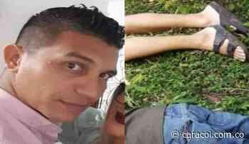 Investigan el asesinato de un civil y un patrullero de la Policía en Sucre - Caracol Radio
