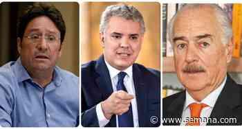 ¿Pacho Santos sabía que el presidente Iván Duque le ofreció su puesto a Pastrana? - Semana