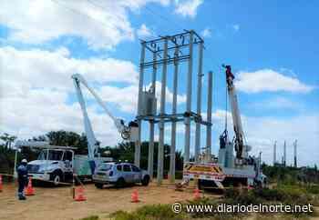 Air-e anuncia inversión en la línea que suministra energía a Uribia y Manaure - Diario del Norte.net