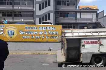 Reclusos prendieron fuego en calabozos del Cicpc de Acarigua para exigir traslado - El Nacional