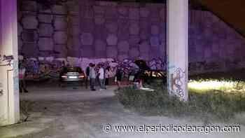 La Policía Nacional desarticula una rave debajo de un puente de la Z-40 - El Periódico de Aragón