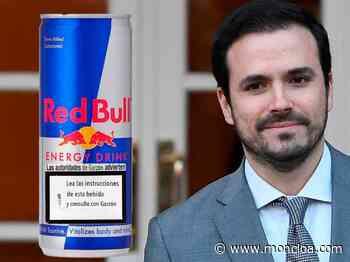 Alberto Garzón sopesa darte el Red Bull con receta para que no te deprimas - Moncloa.com