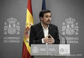 """Garzón defiende la prohibición de la publicidad de alimentos """"perniciosos"""" para la salud de los menores - www.infosalus.com"""