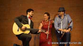 Saitenwind-Trio spielt am Sonntag, 6. Juni: Heitere Serenade in Zeven - WESER-KURIER - WESER-KURIER