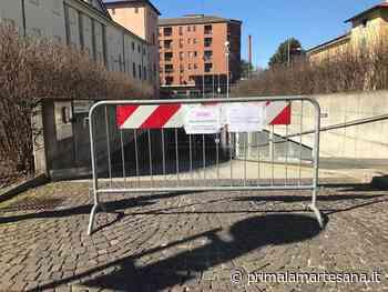 Il parcheggio sotterraneo di Melzo sarà riaperto entro la fine dell'anno - Prima la Martesana