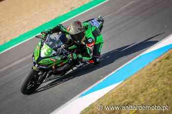 CNV 2021 - Tomás Alonso faz dobradinha na visita ao Estoril - Andar de Moto
