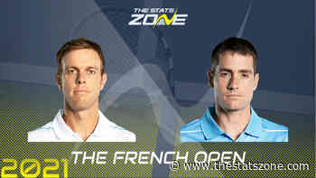 2021 French Open First Round – Sam Querrey vs John Isner Preview & Prediction - The Stats Zone