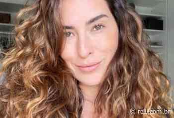 Fernanda Paes Leme choca com novo visual e é comparada a cantor - RD1 - Terra