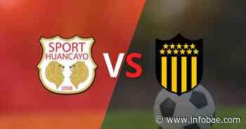 Sport Huancayo y Peñarol empataron sin goles - infobae