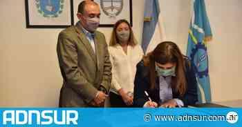 Camila Banfi asumió como Jefa de Fiscales de Comodoro Rivadavia - ADN Sur