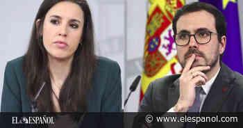 Los antiguos tuits de Montero y Garzón contra la subida de la luz que les han dejado en evidencia - El Español