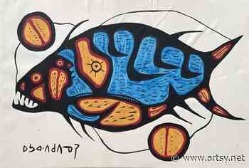"""BREMNER ANDBREMNER ARE PROUD TO PRESENT OUR """"INAUGURAL SHOWING NORVAL MORRISSEAU (1932-2007)"""" - Artsy"""