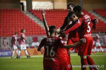 Andrés Vilches le dio el triunfo a Unión La Calera sobre Ñublense en el Campeonato Nacional - AlAireLibre.cl