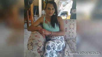 Asesinan a bala a mujer trans en Pelaya, Cesar - EL HERALDO