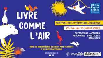 Voir le loup, spectacle à partir de 7 ans Mairie Villeparisis samedi 19 juin 2021 - Unidivers