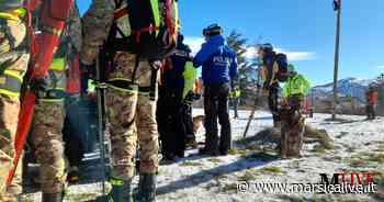 Carsoli, soccorsi due escursionisti in pericolo - MarsicaLive