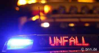 Autofahrer verursacht in Dettenheim zwei Unfälle und flüchtet - BNN - Badische Neueste Nachrichten