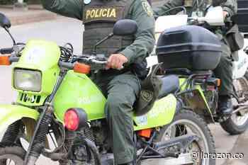 Recibieron vacunas todos los uniformados de Policía en San Pelayo y San Carlos - LA RAZÓN.CO