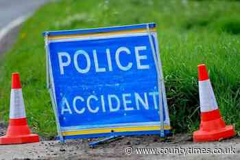 Motorcycle crash closes A458 near Welshpool in both directions - Powys County Times