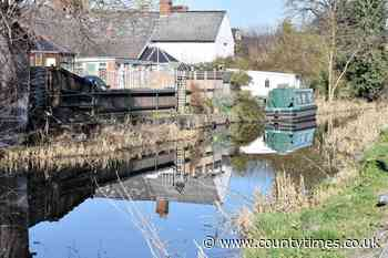 Welshpool charity encourages days out on canal - countytimes.co.uk