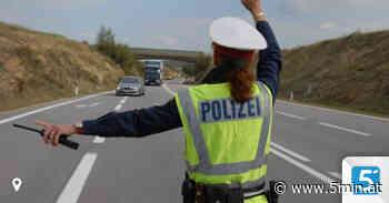 """Fahrerflucht: """"Ruft nicht die Polizei, ich habe getrunken"""" - 5 Minuten"""