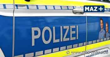 Nauen: Crash nach Vorfahrtfehler - Märkische Allgemeine Zeitung
