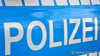 Polizei: Mann in Nauen mit Flasche auf den Kopf geschlagen - moz.de