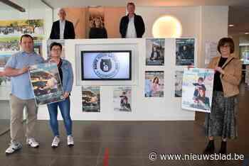 Handelaars figureren op affiches vaccinatiecampagne (Meulebeke) - Het Nieuwsblad