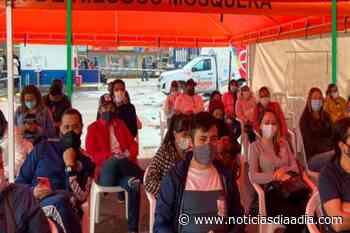 A paso lento avanza la vacunación de docentes en Mosquera, Cundinamarca - Noticias Día a Día