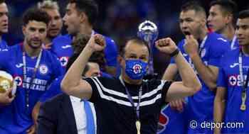Tras el título con Cruz Azul: Roberto Mosquera y los elogios a Juan Reynoso - Diario Depor