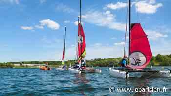 Base de loisirs de Vaires-sur-Marne : «Dès cet été, un bassin flottant de 25 mètres» - Le Parisien