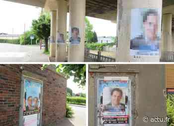 Val-de-Marne. Champigny-sur-Marne prend un arrêté pour dire stop à l'affichage sauvage - actu.fr