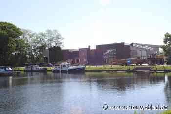 Bedrijfspanden maken plaats voor wonen aan het water in Leopoldsburg