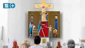 Altar für Drolshagen: Wer darf die Muttergottes anziehen? - Westfalenpost