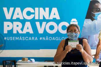 Prefeitura de Itapevi realiza Dia D da vacinação contra a Covid neste sábado (5) - Agência Itapevi