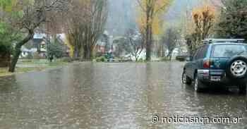Las lluvias dejaron complicaciones en San Martin de los Andes - Noticias NQN