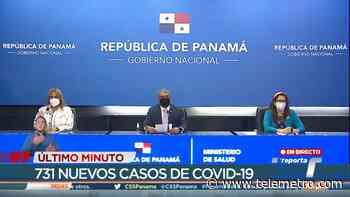 Minsa emite nuevas restricciones para Panamá y San Miguelito - Telemetro