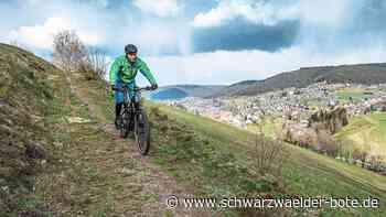 Baiersbronn - Auch Steigungen gut zu bewältigen - Schwarzwälder Bote