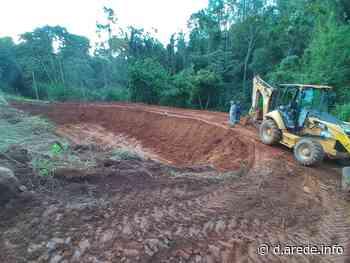 Obras em Arapoti beneficiam mais de 30 propriedades rurais - ARede