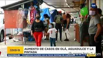 Aumenta cifra de contagio en tres distritos de Coclé - TVN Panamá