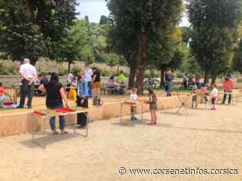 Une belle réussite pour la fête du jeu d'Ajaccio | Brèves - Corse Net Infos