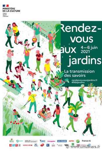 RENDEZ-VOUS AU JARDIN – BALADE GUIDÉE SUR LE SENTIER DES LUTHIERS Mirecourt Mirecourt - Unidivers