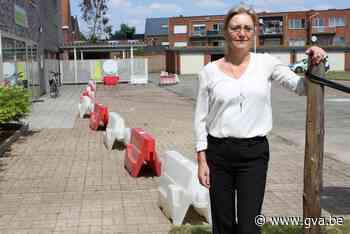 Proefproject aan 't Kofschip geeft parkeerplaatsen terug aan de buurt - Gazet van Antwerpen