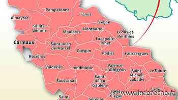 Tarn : prime aux sortants dans le canton Carmaux-1 Ségala ? - ladepeche.fr