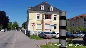 In Kenzingen und Vörstetten stehen zwei neue stationäre Blitzer! - Regenbogen