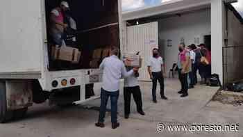 Bajo operativo, entregan paquetes electorales en Felipe Carrillo Puerto - PorEsto