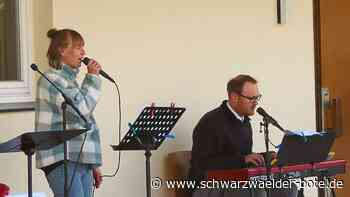 Evangelisch-methodistische Kirche - Pastor Damian Carruthers in Baiersbronn verabschiedet - Schwarzwälder Bote