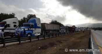 ¡Precaución! Accidente en Arco Norte entre casetas Tulancingo y Ciudad Sahagún - Periódico AM