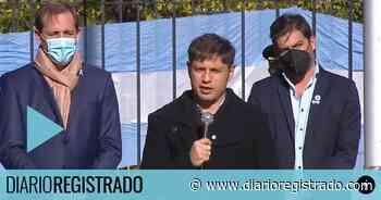 """Kicillof recordó cuando Macri habló de """"la angustia de nuestros patriotas"""" - Diario Registrado"""