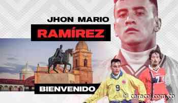 """Jhon Mario Ramírez: """"Patriotas tiene el mejor ojo para los técnicos"""" - Caracol Radio"""